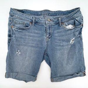 Aeropostale Jean Shorts Size 12